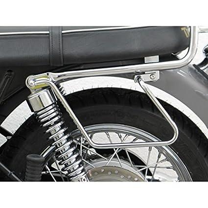 Triumph Bonneville T100 se-supports maletas Dilatador ...
