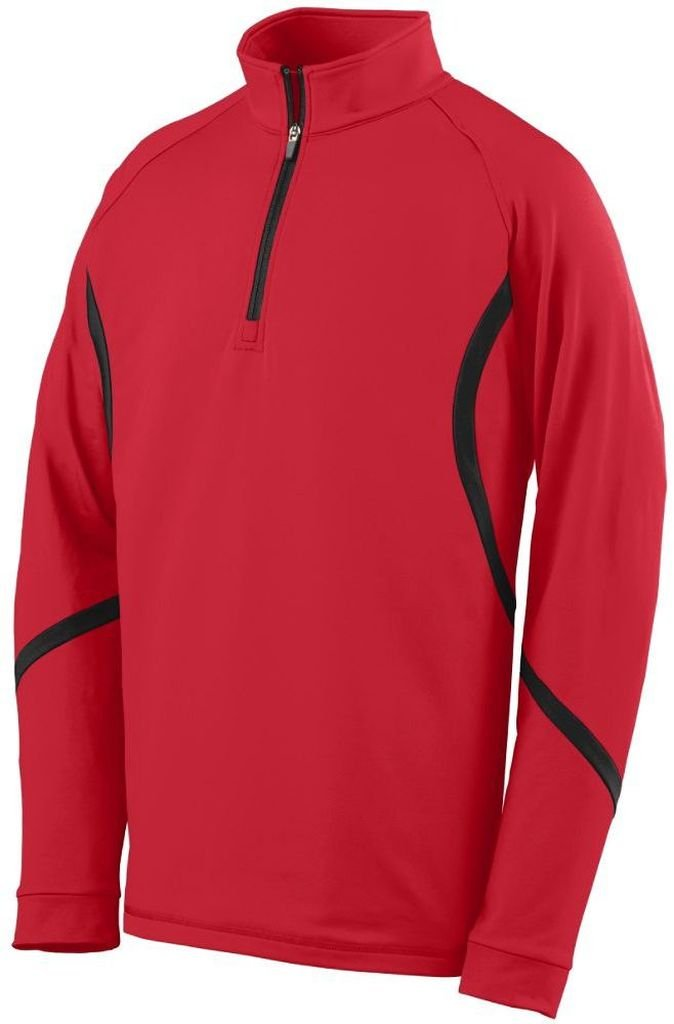 Augusta Sportswear 4760大人用Zealプルオーバー B00EZN7WMC XL|レッド/ブラック レッド/ブラック XL