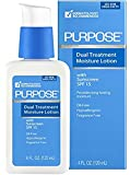 PURPOSE Dual Treatment Moisturizer, SPF 10 4 oz