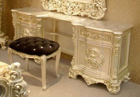 Frisier - Tisch Schminktisch Kommode Für Schlafzimmer Antik Stil