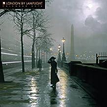 London by Lamplight wall calendar 2016 (Art calendar)