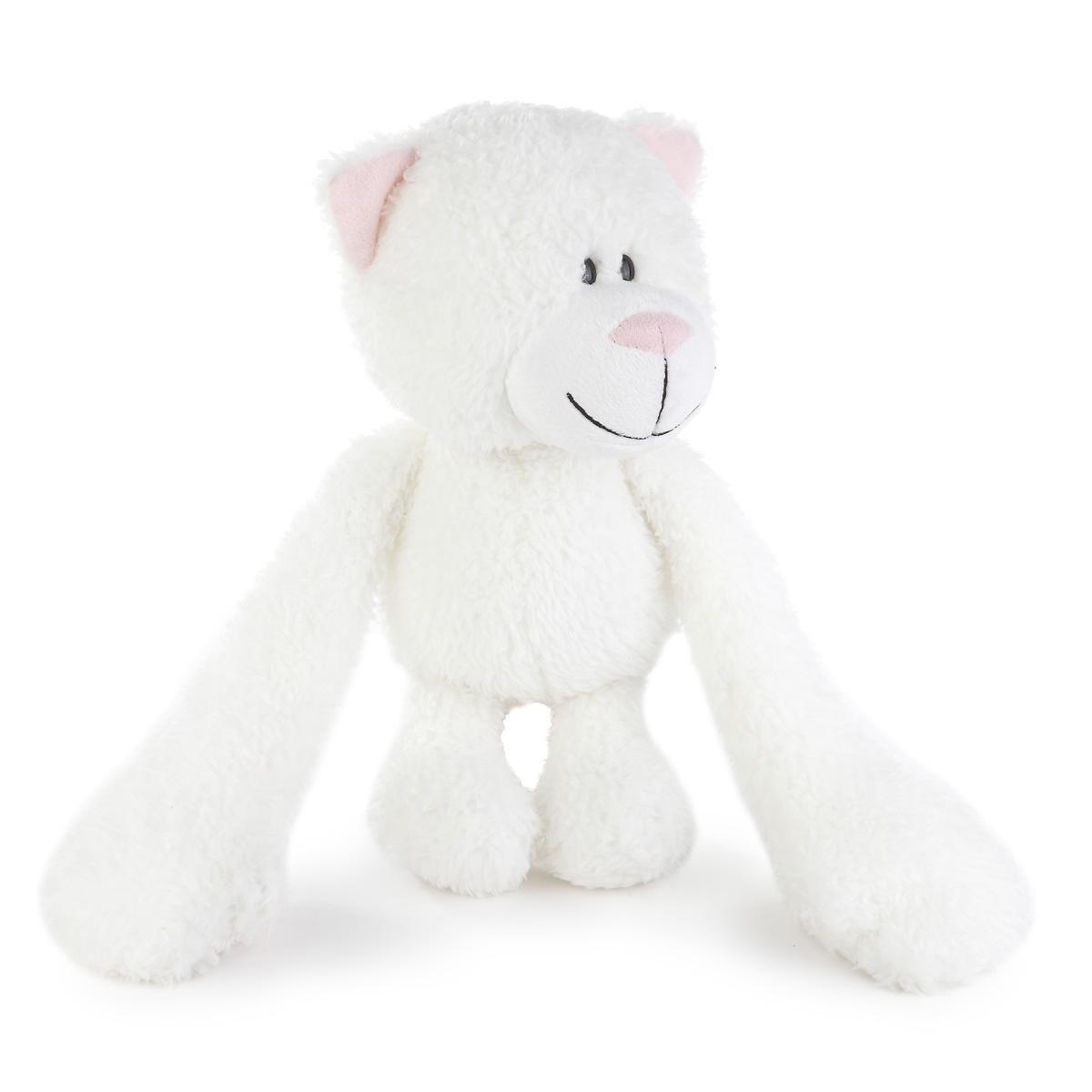Hugzies Cat Nat and Jules 5004730185 DEMDACO Plush Toy
