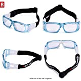 ROCKNIGHT Basketball Glasses Safety Sports Goggles Protective Eyewear for Volleyball Football Soccer for Adults kids …
