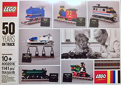 LEGO 50 Years On Track 4002016