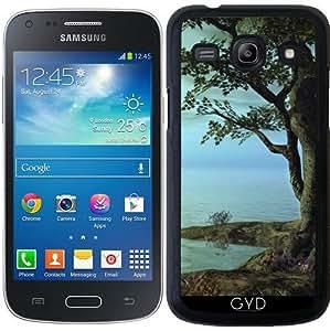 Funda para Samsung Galaxy Core Plus (SM-G350) - árbol Crepúsculo by Britta Glodde