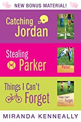 Miranda Kenneally Bundle: Catching Jordan, Stealing Parker, Things I Can't Forget