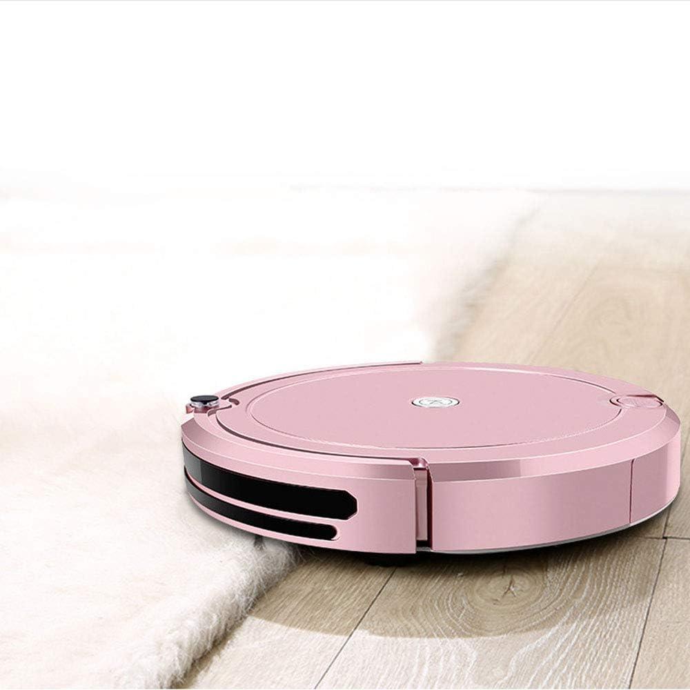 Thumby Accueil Automatique Intelligent balayant et en Faisant Glisser Tout-en-Un Robot Super Balayage aspirateur d\'aspiration jianyu (Color : B) A