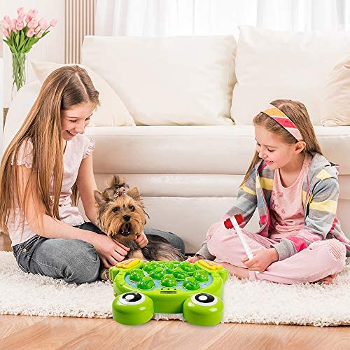 YEEBAY Interactive Whack A Frog Game, Learning, Active ...