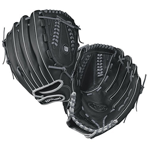 Only Sports Gear Wilson A360 - Guante de softball (13), color negro Only Sportsgear