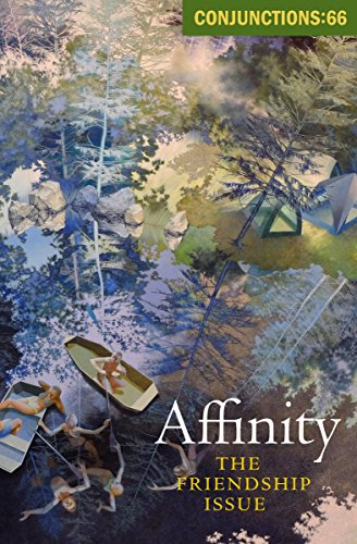Affinity: The Friendship Issue (Conjunctions Book 66)