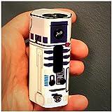 Wismec RX200 Skin Wrap R2V2 S2 by Jwraps