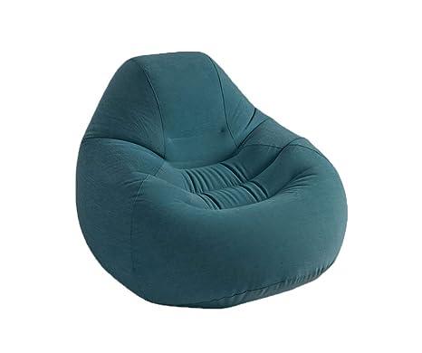 Amazon.com: Super reposabrazos. Sofá hinchable Lazy para ...