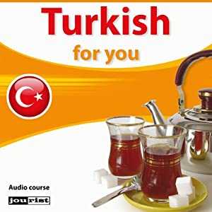 Turkish for you Audiobook