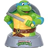 ninja turtle piggy bank - Teenage Mutant Ninja Turtles Leonardo Ceramic Piggy Bank, Leo Coin Bank, Tmnt Coin Deposit by FAB Starpoint