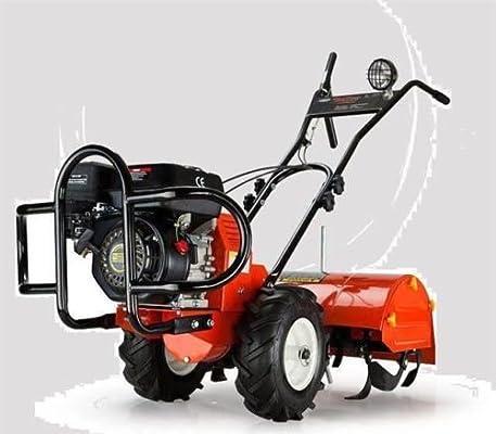 Motoazada / Tractor / Motocultor a gasolina con motor de 4 tiempos ...