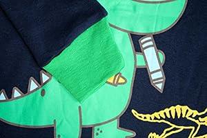 Boys Dinosaur Pajamas Children Christmas Clothes 100% Cotton Size 2-7 Years