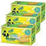 Crown Cham ING Cheese Lemon 135g x 16 참 ING