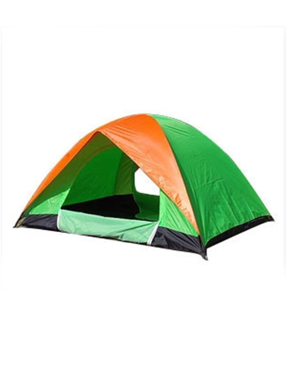 SJQKA-zelte, Zwei zelte, EIN 3-4 Personen, Camping, regenfeste zelte, 2 Personen, Winddicht, wasserdicht, superleichte Camping,b