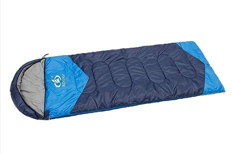 baijuxing Saco de Dormir Impermeable Acolchado acampado/Exterior / Picnic/Hotel para Mantener Caliente
