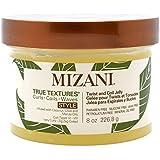Mizani True Textures Unisex Twist & Coil Jelly, 8 Ounce