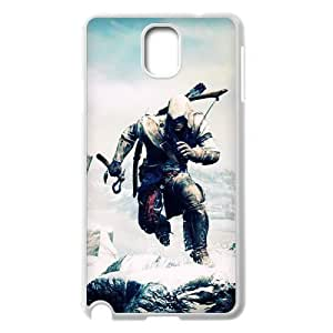 Nannette J. Arroyo's Shop Game Design 5 Assassin's Creed III Print White Case With Hard Shell Cover for Samsung Galaxy Note 3