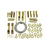 Ook 59204 50 Peice Assorted Picture Hanging Kit