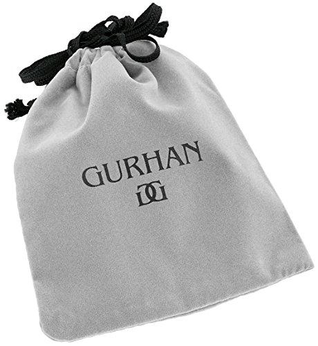 GURHAN ''Droplet'' Sterling Silver Garnet Pendant Necklace, 16'' + 2'' Extender by Gurhan (Image #3)