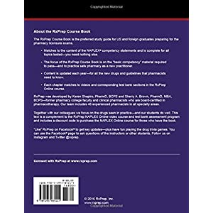 Ebook library rxprep course book a comprehensive course for the rxprep course book a comprehensive course for the naplex and clinical content for the cpje fandeluxe Choice Image
