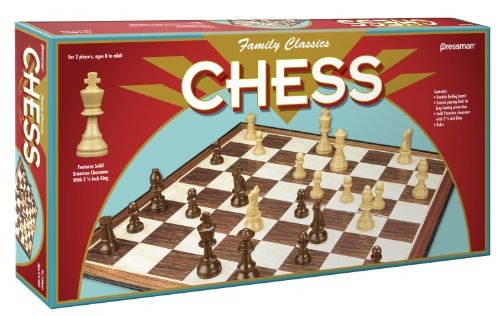 Family Classic Chess from Pressman