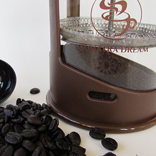 French Press Coffee Maker by Sumatra Dream, 2-4 Cups free shipping 11street Malaysia - Coffee ...