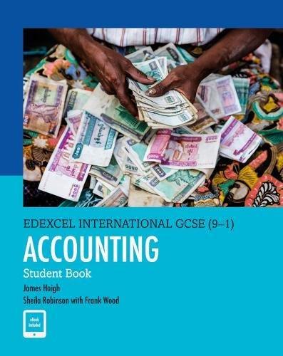 Edexcel International GCSE (9-1) Accounting SB ebook