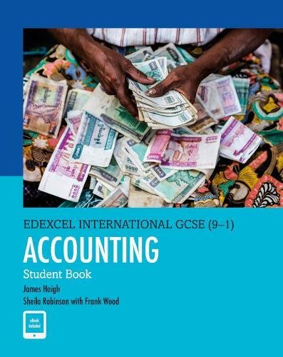 Read Online Edexcel International GCSE (9-1) Accounting SB ebook