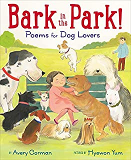 Book Cover: Bark in the Park!: Poems for Dog Lovers
