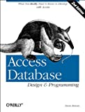 Access Database Design and Programming, Roman, Steven, 1565926269