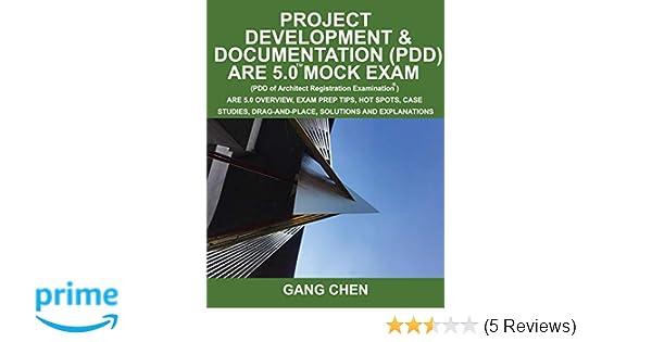 Project Development & Documentation (PDD) ARE 5 Mock Exam
