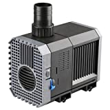 1200GPH Water Pump Submersible Aquarium Electric Kit Pressure Pool Pound Fountain Water CHJ4500L/H