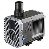vacume gun - 1200GPH Water Pump Submersible Aquarium Electric Kit Pressure Pool Pound Fountain Water CHJ4500L/H
