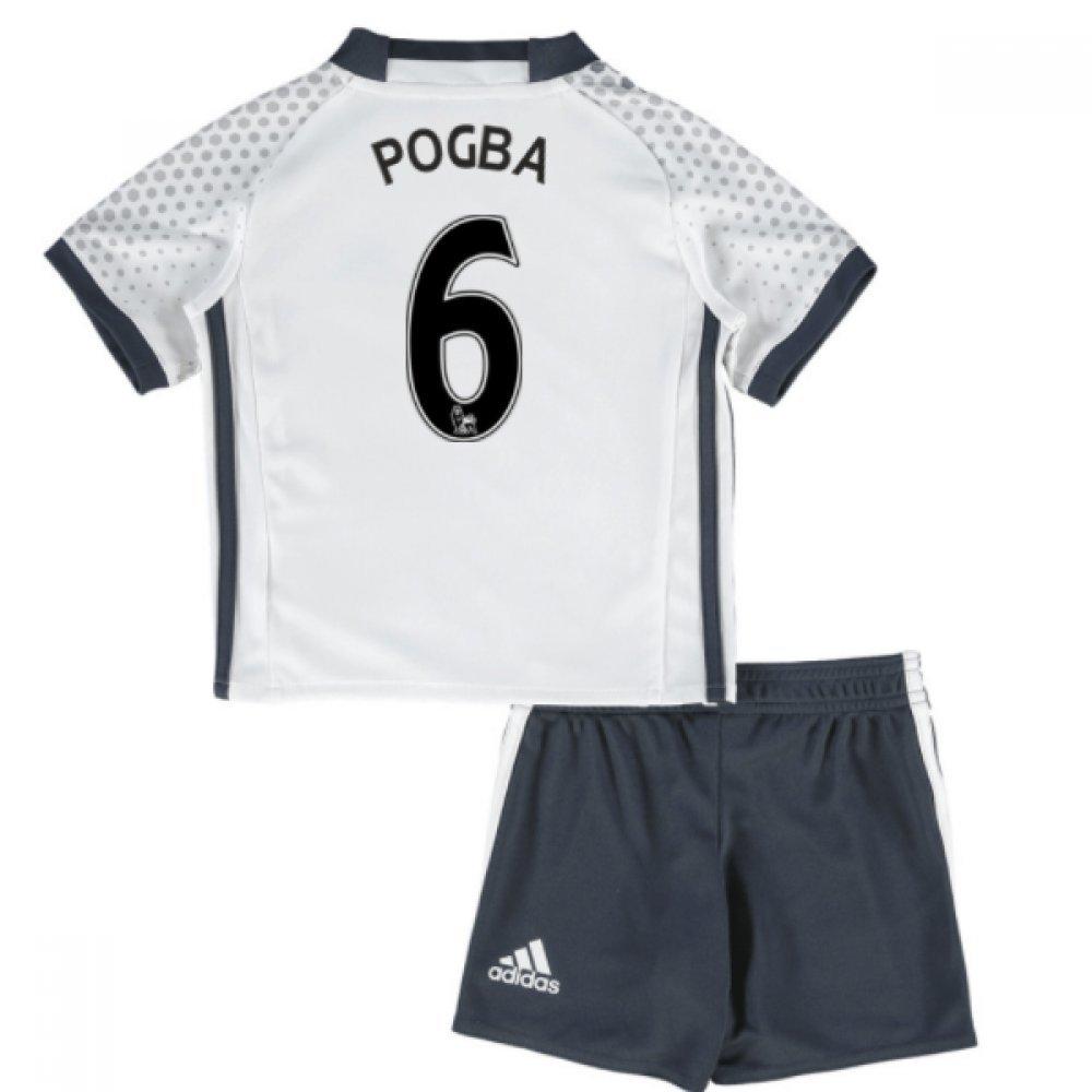 2f3e99898f826 2016-17 Man United Third Mini Kit (Pogba 6) UKSoccershop