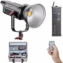 Aputure COB C300D 300D 300W 5500K Daylight Balanced LED Continuous Video Light CRI95+ TLCI96+ 31000lux@0.5M Bowens Mount Dual Power Supply 2.4G Remote Control V-Mount Plate [Green Edge Fix Version!]