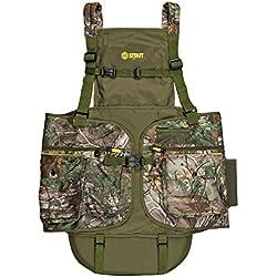 Hunters Specialties H.S. Strut Turkey Vest, Realtree Xtra Green, XX-Large/3X-Large