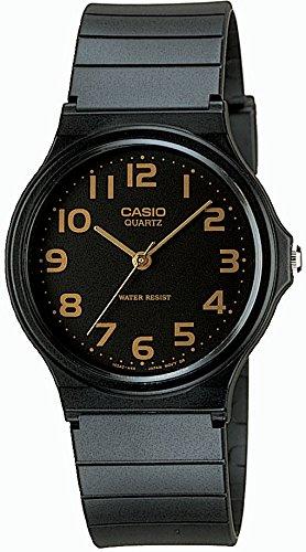 [カシオ]CASIO 腕時計 スタンダード 海外モデル 国内メーカー保証付き MQ-24-1B2LJF