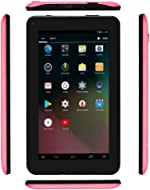 Haehne 7 inch Tablet, Android 6.0, Quad Core Processor, 1G RAM