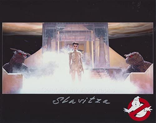 Slavitza Jovan As Gozer Ghostbusters Genuine Autograph At Amazon S Entertainment Collectibles Store Jovan got the role of gozer simply by going to an interview with her modeling agent. slavitza jovan as gozer ghostbusters