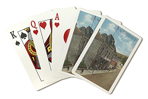 Central City, Colorado - City Opera House, Play Festival Spot (Playing Card Deck - 52 Card Poker Size with Jokers)