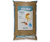 Hartz Wardley Pond Floating Fish Food Pellets