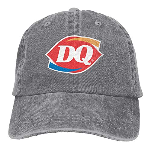 JUDSON Custom Printing Comfortable Hat Dairy Queen for sale  Delivered anywhere in USA