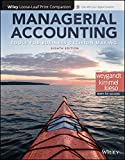 img - for Managerial Accounting: Tools for Business Decision Making 8E Loose-leaf Print Companion with WileyPLUS Card Set book / textbook / text book