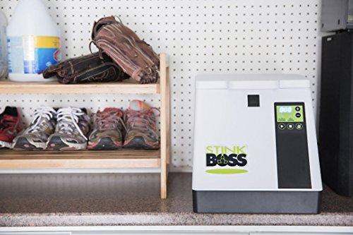 StinkBOSS Shoe Deodorizer, Ozone Sanitizer and Dryer by StinkBOSS (Image #4)