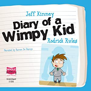 Diary of a Wimpy Kid Audiobook
