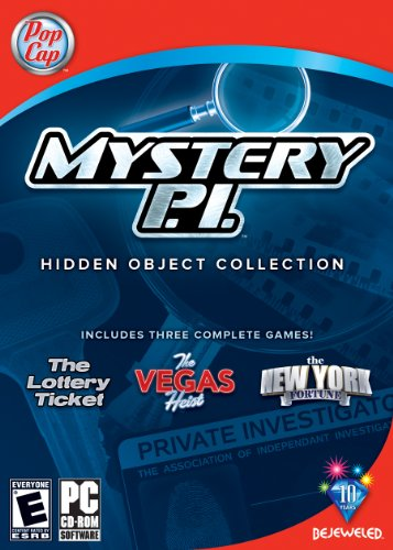 Mystery PI Hidden Object Collection (Popcap Games For Pc)